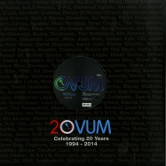 Front View : Ambivalent - PHASE DOUBT EP - Ovum / OVM258