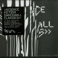 Front View : Trevor Jackson Presents - SCIENCE FICTION DANCEHALL CLASSICS (2XCD) - On-U Sound / onucd129