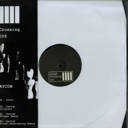 Front View : AVION - CROSSING 006 (INCL TRIPEO / BLIND OBSERVATORY RMXS) - Crossing / Crossing006