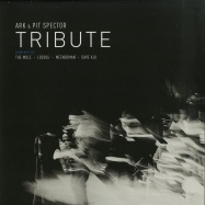 Front View : V/A (Ark & Pit Spector, Metaboman, Losoul, Dave Aju, The Mole) - TRIBUTE (2X12 INCH) - Ark Records / ARK001