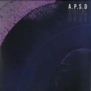 Front View : APSD - DIGITAL DUST (2X12 INCH) - Hot Shot Sounds / HS 009