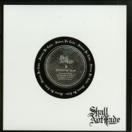 Front View : Steven Be Calm - ACTIN RIGHT - Shall Not Fade / SNF010