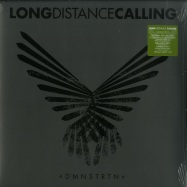 Front View : Long Distance Calling - DMNSTRTN (180G LP + CD) - Inside Out Music / IOMLP471 / 88985401951
