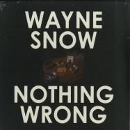 Front View : Wayne Snow - NOTHING WRONG (REMIXES) - Tartelet / TART038