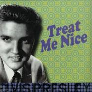 Front View : Elvis Presley - TREAT ME NICE (180G LP) - Disques Dom / ELV305 / 7981099