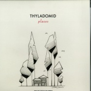 Front View : Thyladomid - PLACES (CLEAR VINYL) - Traum / Traum V221