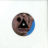 Front View : Smoove & Turrell - I FEEL ALIVE / MR HYDE (7 INCH) - Jalapeno / JAL277V