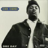 Front View : Dr. Dre - DRE DAY (LTD CLEAR VINYL, RSD 2018) - Death Row / 783001
