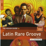 Front View : Various Artists - THE ROUGH GUIDE TO LATIN RARE GROOVE VOL. 1 (LTD 180G LP + MP3) - Rough Guides / RGNET1309LP / 4149122