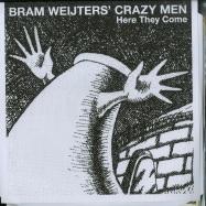 Front View : Bram Weijters Crazy Men - HERE THEY COME (LP+CD) - SDBAN ULTRA / SDBANULP08