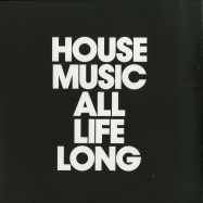Front View : Dennis Ferrer / Kings of Tomorrow / Fatboy Slim - HOUSE MUSIC ALL LIFE LONG EP3 - Defected / DFTD567
