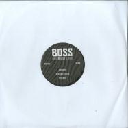 Front View : Dorisburg - INTERNET TENSION / RYTM804 - Bossmusik / Boss008