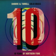 Front View : Smoove & Turrell - SOLID BRASS: TEN YEARS OF NORTHERN FUNK (2LP) - Jalapeno / JAL300V