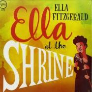 Front View : Ella Fitzgerald - ELLA AT THE SHRINE: PRELUDE TO ZARDIS (LP) - Verve / 7742562