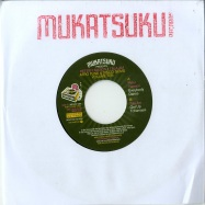 Front View : Peter Yamson / Tala A.M. - AFRO FUNK & DISCO GEMS VOL.10 (7 INCH) - Mukatsuku / MUKAT064