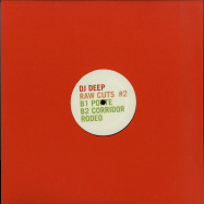 Front View : Dj Deep - RAW CUTS VOL.2 - Deeply Rooted House / DRH061