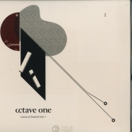 Front View : Octave One - LOCUS OF CONTROL VOL. 1 - 430 West  / 4W715