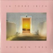 Front View : Various Artists - LA TORRE IBIZA - VOLUMEN TRES (2LP) - HOSTEL LA TORRE RECORDINGS / HLTR003LP