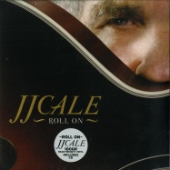 Front View : J.J. Cale - ROLL ON (180G LP + CD) - Because Music / BEC5543579
