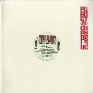 Front View : Various Artists - TINY PLANET VOL.1 - Planet Euphorique / PE007