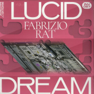 Front View : Fabrizio Rat - LUCID DREAM EP (O PHASE / SHLOMO RMXS) - Involve Records / inv027