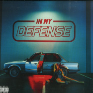 Front View : Iggy Azalea - N MY DEFENSE (CD) - Bad Dreams Records / EMPIRE / ERE496