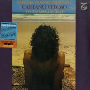 Front View : Caetano Veloso & A Outra Banda Da Terra - CINEMA TRANSCENDENTAL (180G LP) - Philips / 700153