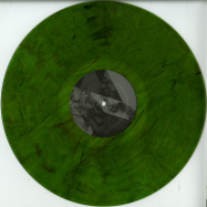 Front View : NX1 - EW (COLOURED VINYL) - Earwiggle / EAR027