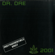 Front View : Dr. Dre - 2001 (INSTRUMENTALS ONLY) (2LP) - Interscope / 7779419