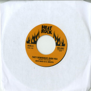 Front View : Pete Rock & CL Smooth - THEY REMINISCE OVER YOU (ALTERED TAPES REMIX) (7 INCH) - Heat Rock / HR002