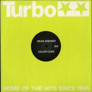 Front View : Dean Grenier - COLOR CODE - Turbo Recordings / TURBO204