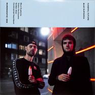Front View : Funeral Future - BLUE EUPHORIA - Euromantic / EUROMANTIC005