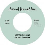 Front View : Rochelle Rabouin - THIS IS MY YEAR (7 INCH) - Discs of Fun and Love / DFL001