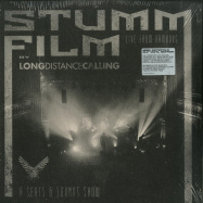 Front View : Long Distance Calling - STUMMFILM - LIVE FROM HAMBURG (3LP) - Inside Out Music / 19075976261