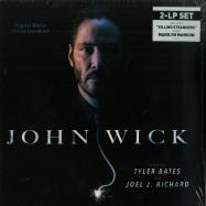 Front View : Tyler Bates & Joel J. Richard - JOHN WICK O.S.T. (2LP) - Concord Records / 7212291