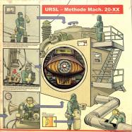 Front View : Ost & Kjex - HALCYON EYES - URSL / URSL029
