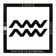 Front View : Acidevice - WHITE CYCLUS VI - Zodiak Commune Records / ZC-KORE003