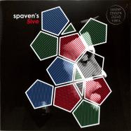 Front View : Richard Spaven - SPAVENS 5IVE (LP, CLEAR VINYL) - Jazz Re:Freshed / JRF002LP