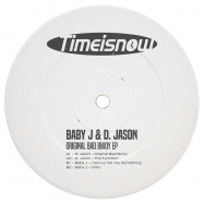 Front View : Baby J & D. Jason - ORIGINAL BAD BWOY EP - Time Is Now / TIN001
