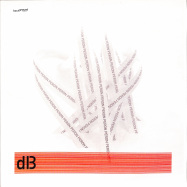 Front View : dB - PERON (2LP) - Background / BG-042