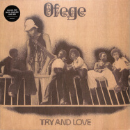 Front View : Ofege - TRY AND LOVE (LP) - Imara / Imara 1