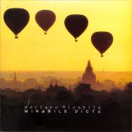 Front View : Adriano Mirabile - MIRABILE DICTU LP (COLOURED VINYL) - Stasis Recordings / SRWAX14