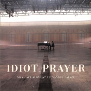 Front View : Nick Cave & The Bad Seeds - IDIOT PRAYER: NICK CAVE ALONE AT ALEXANDRA PALACE (2LP) - Bad Seed Ltd. / BS019LP