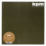 Front View : Keith Mansfield - CONTEMPO (KPM) (LP) (2021 REISSUE 180G VINYL) - BE WITH RECORDS / BEWITH093LP