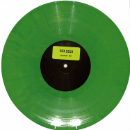 Front View : Unknown - LIVE OR DIE (GREEN MARBLED 10 INCH) - Planet Rhythm / 3031010