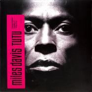 Front View : Miles Davis - TUTU (DELUXE 180G 2LP) - Rhino / 8122795543