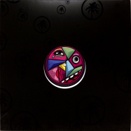 Front View : Disaia - CUBBE EP - Hot Creations / HOTC166