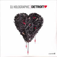Front View : DJ Holographic - DETROIT LOVE 5 (2LP + CD) - Planet E / PEDL5LP / 05207311