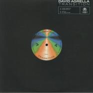 Front View : David Agrella - TRANSITION EP - Agrellomatica / AGR 001