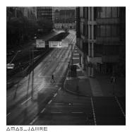 Front View : AMAS - JAHRE (2LP) - AMAS_STUDIO / AMAS001